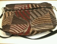 Danny K Purse Tapestry Brown