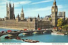 London The Houses of Parliament Bridge