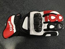 Guanti in pelle DUCATI sport C2 Rossi - Leather gloves Ducati sport C2
