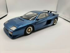 1:18 GT Spirit Koenig 1985 Ferrari Testarossa Twin Turbo Blue - Ltd. Ed. 1/504
