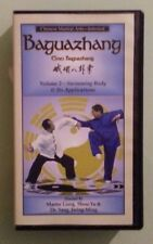 emei BAGUAZHANG volume 2 SWIMMING BODY & ITS APPLICATIONS  VHS VIDEOTAPE