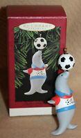 Hallmark Ornament 1995 Perfect Balance Seal New