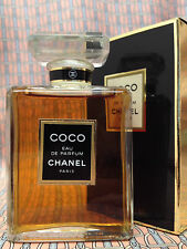 Vintage RARE 1980s Chanel COCO 1.7 oz 50 ml Eau de Parfum Splash - FIRST FORMULA