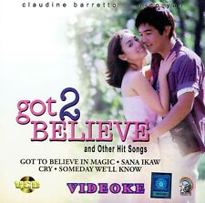 Got 2 Believe and Other Hit Songs Videoke VCD Star Recording