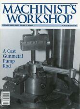 Machinist's Workshop Magazine Feb/March 2000 A Cast Gunmetal Pump Rod