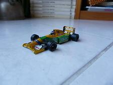 Benetton Ford B192 Michael Schumacher n°19 Minichamps 1/43 1992 F1