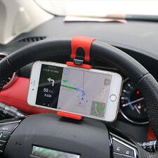 Universal Phone Holder Car Navigation Clip Mount Hold Iphone 7 7 Plus Samsung