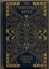 Thomas Nelson PAGE / On Newfound River 1906