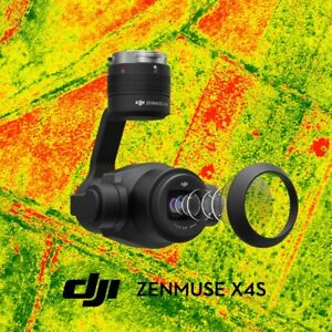 DJI Zenmuse X4S NDVI Infrared Precision Agriculture Inspire 2