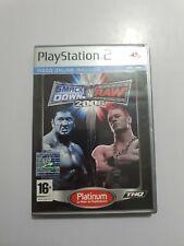 SmackDown vs RAW 2006 PlayStation 2 (ps2) PAL España COMPLETO