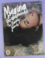Marina & los diamantes-las joyas de la familia Cancionero Para Piano, Guitarra & Vocal