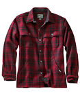 NWT Men's Woolrich Wool Stag Jacket Heritage Plaid Washable Wool size 3XL
