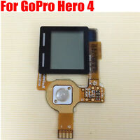 Front LCD Display Screen Replacement Parts for GoPro Hero 4 Black Silver Camera