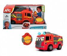 Dickie 204116001GER - Happy Series - ABC IRC Felix Feuerwehr - Neu