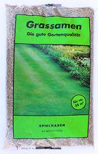 1 Kg Spielrasen Samen Strapazierfähig Saatgut Rasensamen Rasen Saat #RE19