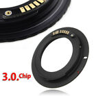 M42 Chips Lens Adapter Mount Ring For AF III to Canon EOS EF 550D 7D 5D E F NICE