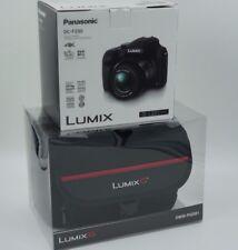 Panasonic LUMIX DC-FZ80 4K 18.1MP Digital Camera 60X Opitcal with Carrying Bag