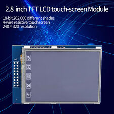 "2.8"" 240x320 TFT LCD Display Touch Screen Module w/SD Slot For Arduino Hot im"