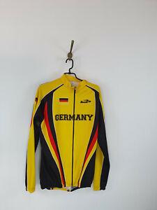 Biemme Germany Long Sleeve Cycling Jersey Men Size: XXL
