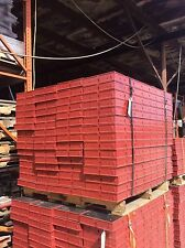 """*NEW* Symons Concrete Wall Forms Steel-Ply 12"""" x 4' Fillers (60 pcs.)"""