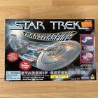 NEW Star Trek Next Generation Transwarping Enterprise NCC-1701-D Playmates 1995