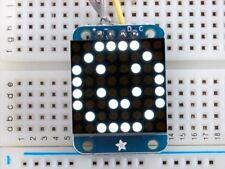Adafruit MINI 8x8 LED Matrix con I2C Zaino-ULTRA BRILLANTI BIANCO [ADA1080]