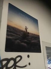 Pink Floyd ‎– ENDLESS RIVER - 50X50X5 QUADRO IN PLEXIGLASS sul RETRO N° 07/50
