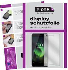 2x Nokia 2.1 Schutzfolie klar Displayschutzfolie Folie Display Schutz dipos