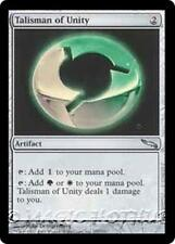 TALISMAN OF UNITY Mirrodin MTG Artifact Unc