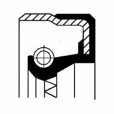 CORTECO Shaft Seal, differential 01033977B