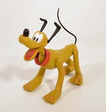 "RARE 2002 Pluto 3.75"" Action Figure Disney Kingdom Hearts"