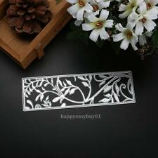 Flower Metal Cutting Dies DIY Stencil Scrapbooking Album Paper Card Craft Decor
