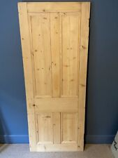 More details for reclaimed pine door, professionally refurbished 81