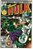 The Incredible Hulk #250 Marvel Comics August 1980 FN/VF Silver Surfer