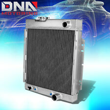 64-66 FORD MUSTANG/SHELBY V8 L6 3-ROW TRI CORE FULL ALUMINUM RACING RADIATOR MT