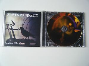 SLAVES TO GRAVITY SCATTER THE CROWS CD GRAVITAS RECORDS UK 2008