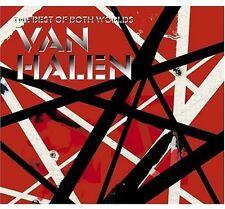 Best Of Both Worlds - Van Halen  Remastered (CD Used Very Good) Remastered