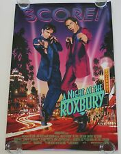 A NIGHT AT THE ROXBURY DS MOVIE POSTER ONE SHEET NEW AUTHENTIC