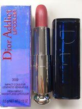 Dior Addict Lipcolor High Impact Lipstick Lippenstift 359 Pink Empress NEU OVP