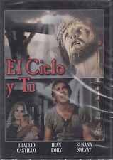 DVD - El Cielo Y Tu NEW Braulio Castillo Iran Eory Susana Salvat FAST SHIPPING !