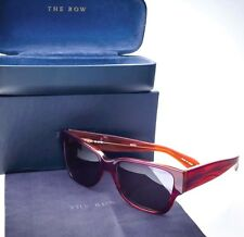 The Row by Linda Farrow D-frame Sunglasses Made in Japan