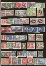 British Africa-(Stamps) Small accumulation-7 diff countries-nothing checked