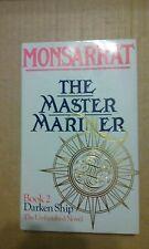 Teh Master Mariner Book 2 Darken Ship by Nicholas Monsarrat 1980 Hardcover GC