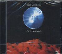 Paul Desmond - Pure Desmond Neue CD