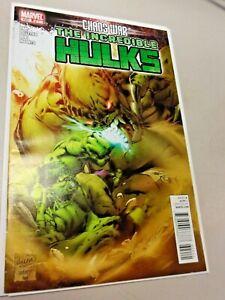 Incredible Hulks #620 (2011 Marvel) 1st Appearance The Green Door! Immortal Hulk