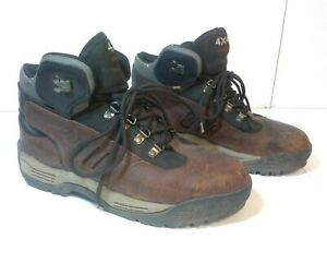 Carolina 4x4 Steel Toe Work Boots Size 11 EE