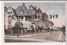 Offenbach  1917 Körnerstraße Häuser Villen !!