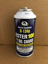 New Genuine Quest Auto Air Conditioning R-134a Ester Oil Charge 100 Made in USA