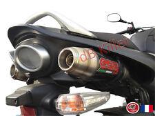 SILENCIEUX GPR DEEPTONE CARBONE SUZUKI GSR 600 2006/11