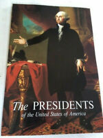 """SOFTCOVER BOOK: """"THE PRESIDENTS"""" (WHITE HOUSE HISTORICAL ASSOCIATION) - 1999"""